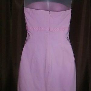 Express Dresses - Express baby pink dress